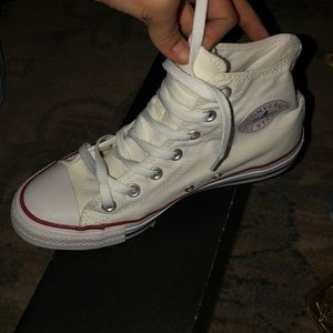 Converse Shoes - New converse, I only used them like 3 times